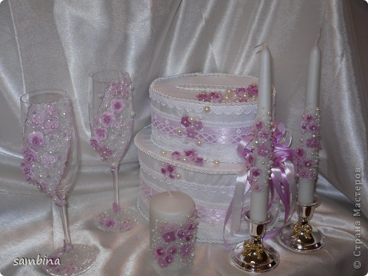 Мой новый свадебный набор фото 5