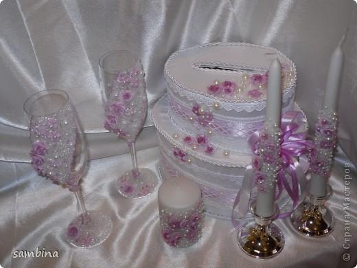 Мой новый свадебный набор фото 6