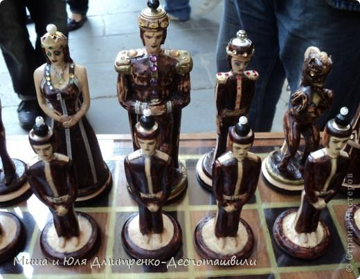 Сегодня мы заканчиваем знакомить Вас с выставкой-продажей посвященной празднику города Тбилиси.  фото 2