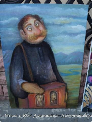 Сегодня мы заканчиваем знакомить Вас с выставкой-продажей посвященной празднику города Тбилиси.  фото 9
