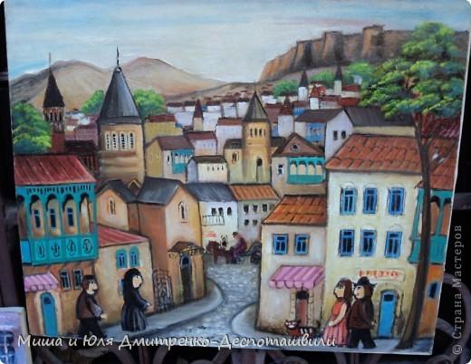 Сегодня мы заканчиваем знакомить Вас с выставкой-продажей посвященной празднику города Тбилиси.  фото 10