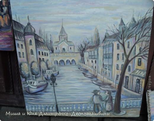Сегодня мы заканчиваем знакомить Вас с выставкой-продажей посвященной празднику города Тбилиси.  фото 11