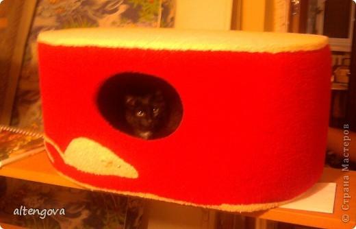 Домик для котика Тепы фото 1