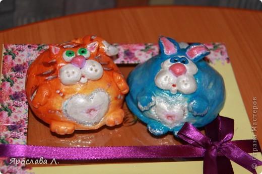кот и кролик! фото 1