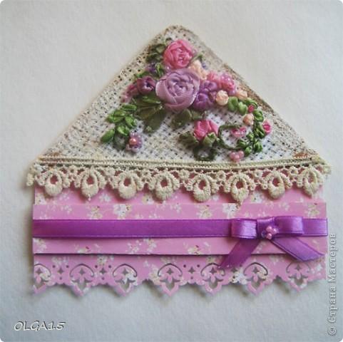 Декоративные закладки фото 12