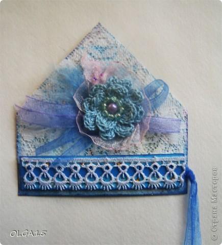 Декоративные закладки фото 13