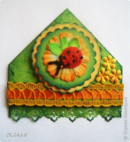 Декоративные закладки фото 15
