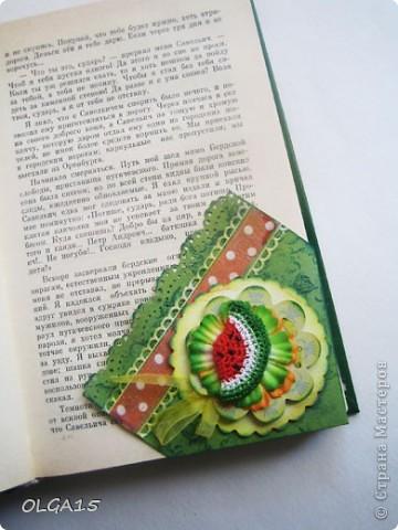 Декоративные закладки фото 21