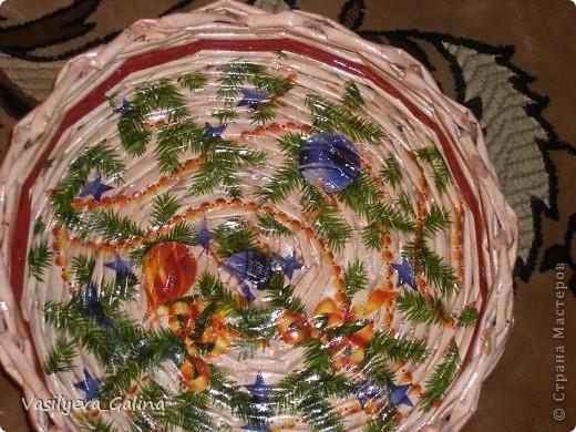 оплела косым плетением коробку из под дисков ДВД фото 4