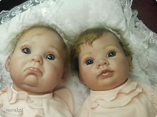 Добрый вечер, форумчане! Обещала, когда доделаю малышей, показать свою тройню. Вчера наконец то закончила над ней работу. Получились очень характерные малыши. фото 13