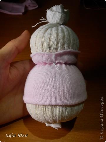 Первоисточник http://thenshemade.blogspot.com/2011/01/sock-snowmen.html фото 10