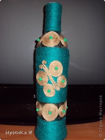 Бутылочка сакэ. фото 2