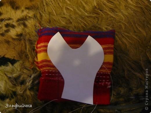 МК крабик из носков фото 13