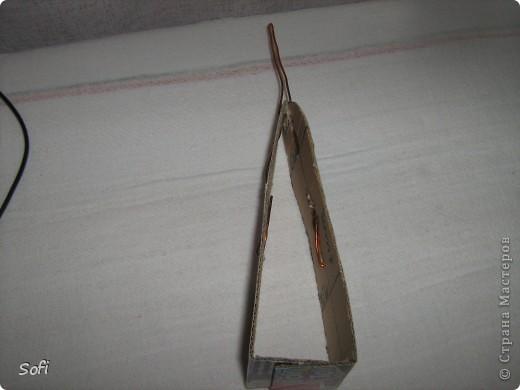 Куклы Мастер-класс Шитьё МК Медсестра Проволочно-картонный каркас как делаю это я Капрон фото 6