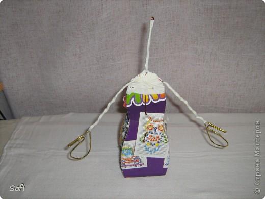 Куклы Мастер-класс Шитьё МК Медсестра Проволочно-картонный каркас как делаю это я Капрон фото 10