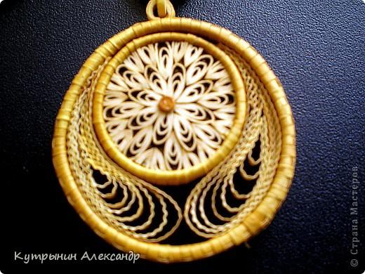 Украшение Аппликация Орнамент Плетение Тиснение Мои работы Береста фото 1