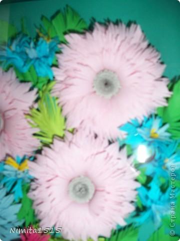Мои первые цветочки. Огромное спасибо Ольге Ольшак http://stranamasterov.ru/user/12816, благодаря вашим работам, я решила попробовать себя в квиллинге. Цветочки я делала по мк http://www.liveinternet.ru/users/3909543/post185652810/   фото 3