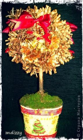 Новогоднее деревце из в подарок  фото 3