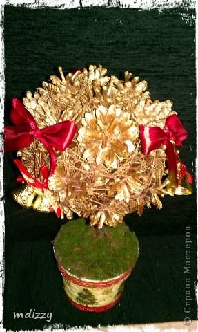 Новогоднее деревце из в подарок  фото 2