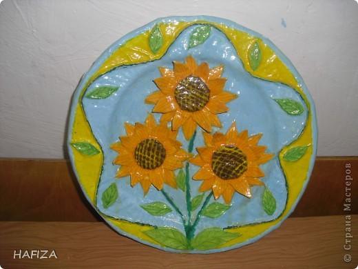 Тарелки на стену фото 5