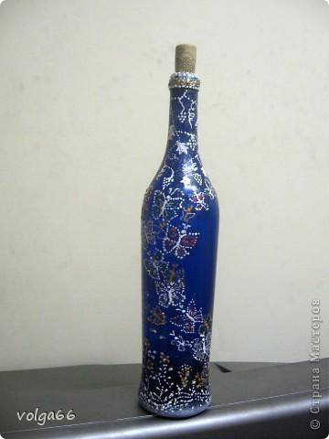 Бутылка полная. Крышка снимается. Салфетка на скорлупе. фото 4