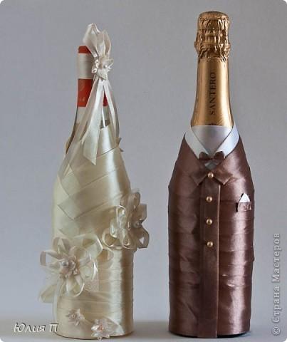 Оформление свадебного стола своими руками мастер класс