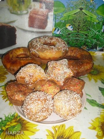 готовимся в деревню на праздник испекла кексов к чаю фото 1