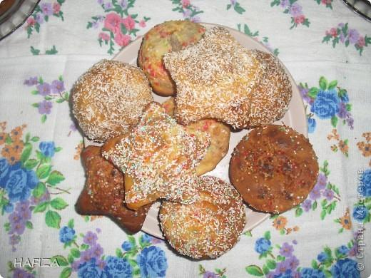 готовимся в деревню на праздник испекла кексов к чаю фото 3