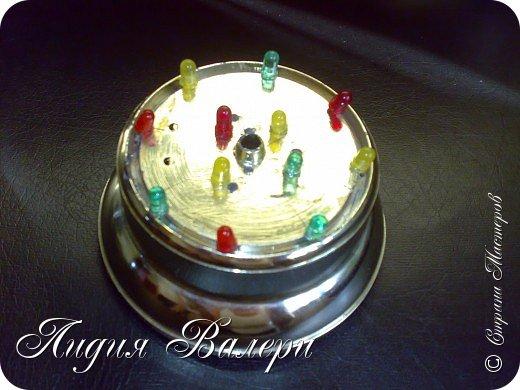 Так как гласит календарь Новый 2012 год - год черного водяного дракона. Вот у меня и появилась идея сделать елочку, но не простую, а  приносящую удачу, счастье, богатство.... в Новом 2012 году. фото 18