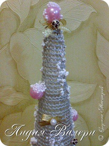 Так как гласит календарь Новый 2012 год - год черного водяного дракона. Вот у меня и появилась идея сделать елочку, но не простую, а  приносящую удачу, счастье, богатство.... в Новом 2012 году. фото 9