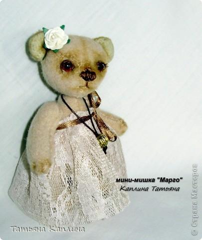 мишка Марго фото 2