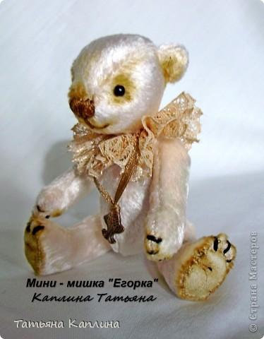 Мишка Егорка фото 2