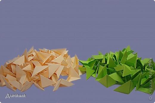 Мастер-класс Рама паспарту День рождения Квиллинг Оригами модульное Рамка Летнее настроение +МК Бумага Бумага гофрированная Бусинки Картон Клей фото 2