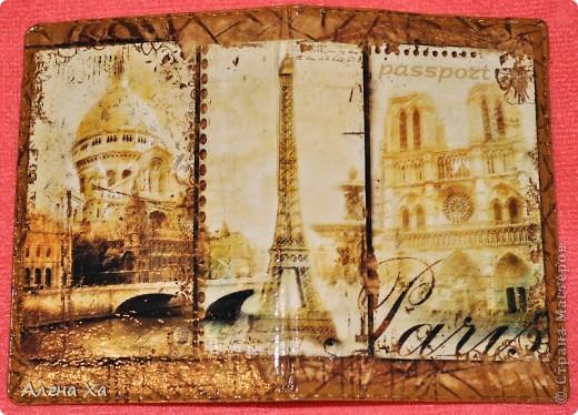 Париж фото 1