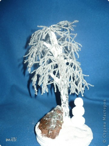зимняя березка фото 2