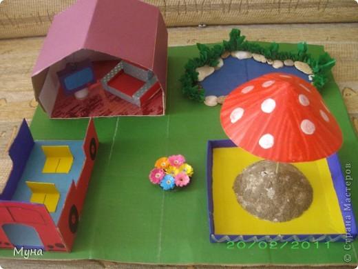 Поделка заяц в детский сад