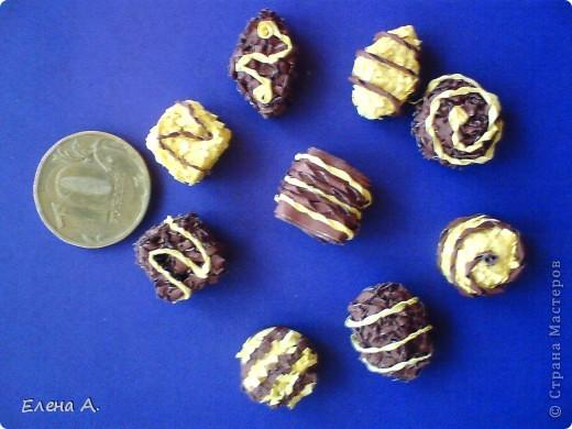 Шоколадные конфеты фото 5