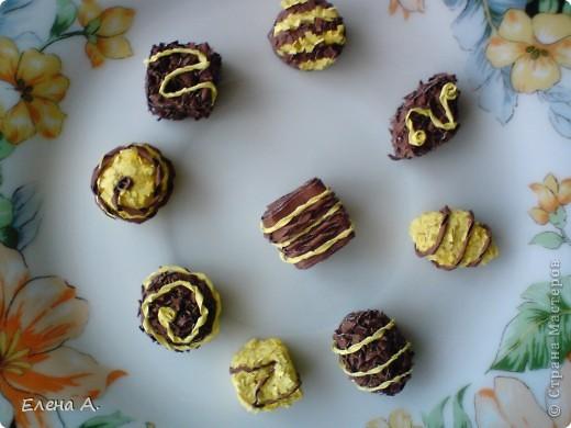 Шоколадные конфеты фото 6