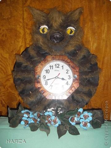 часы''СОВА'' фото 3