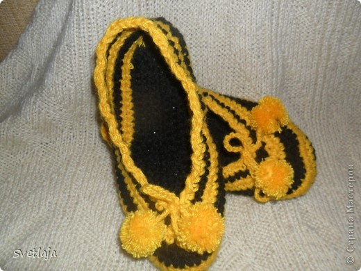 Балетки для пчелки