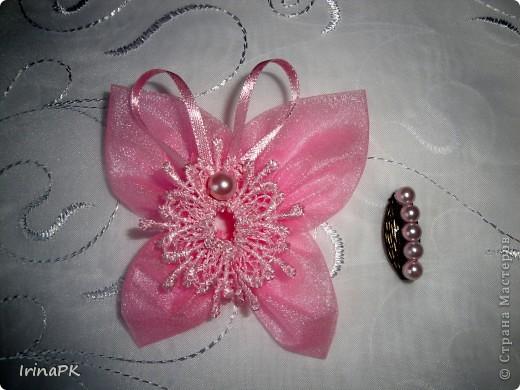 Тапочки с бабочками фото 8