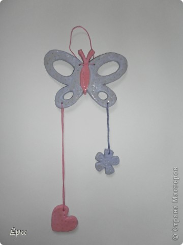 первое изделие из теста, не считая цветочков на досточке для мамы, в детском саду.. :) фото 8