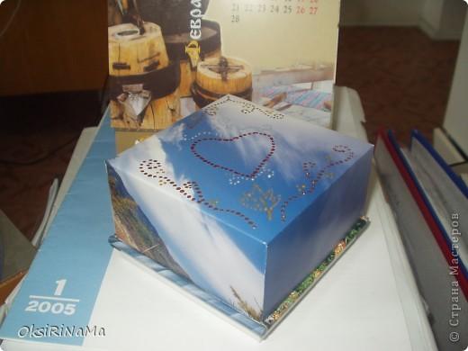 Производство коробочек успешно продолжается... фото 1