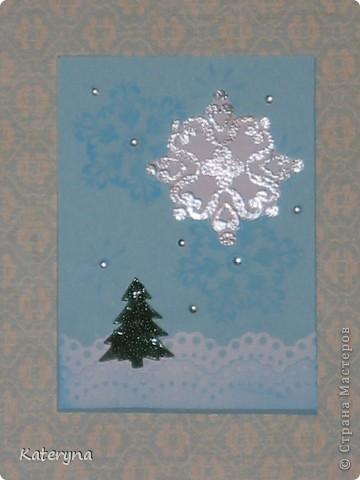 """Приветик! Продолжая новогоднюю тему,представляю вашему вниманию серию карточек АТС """"За ёлкой!""""  фото 3"""