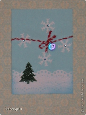 """Приветик! Продолжая новогоднюю тему,представляю вашему вниманию серию карточек АТС """"За ёлкой!""""  фото 4"""
