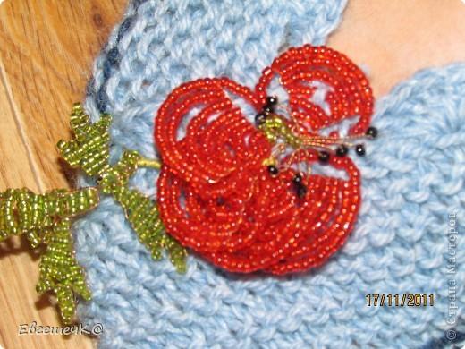 Вот такие тапчоночки связала для своей дочурочки. Схему вязания взяла здесь http://forum.darievna.ru/topic682.html-sid=9093786ccd50006db78cb2642d438b12 фото 4