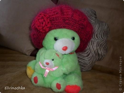 Зимние, летние, осенние береточки=) фото 2