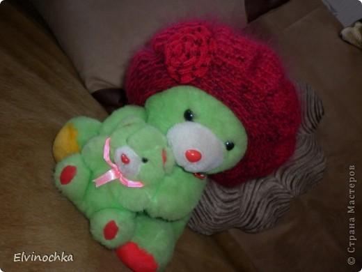Зимние, летние, осенние береточки=) фото 3