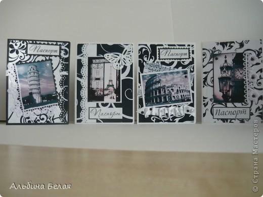 """Давненько я ничего не показывала, а тут сразу несколько серий обложек. Серия обложек """"Черно-белые города"""" фото 1"""