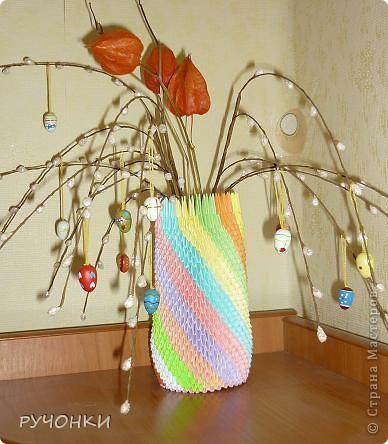 Простенькая вазочка